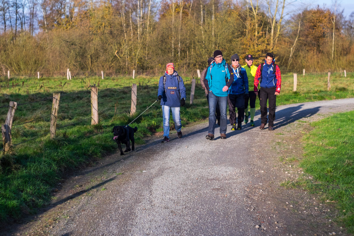 Wanderung von Dötlingen bis Colnrade